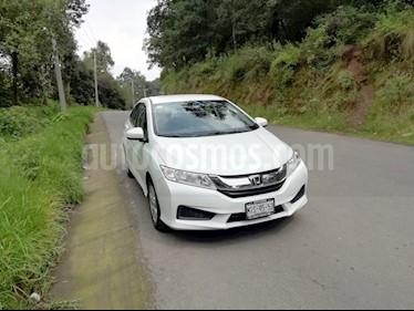 Foto venta Auto Seminuevo Honda City LX 1.5L Aut (2014) color Blanco precio $169,000