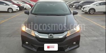 Foto venta Auto Seminuevo Honda City LX 1.5L Aut (2014) color Gris precio $184,000