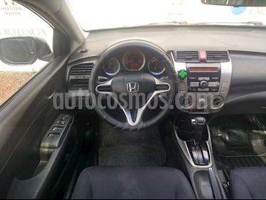 Foto venta Auto Seminuevo Honda City LX 1.5L Aut (2010) color Negro
