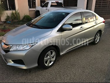 Foto venta Auto usado Honda City LX 1.5L (2016) color Plata Diamante precio $190,000