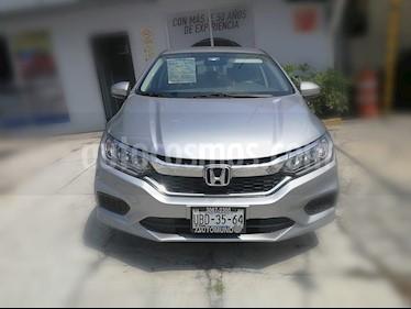 Foto venta Auto Usado Honda City LX 1.5L (2018) color Plata Diamante precio $230,000