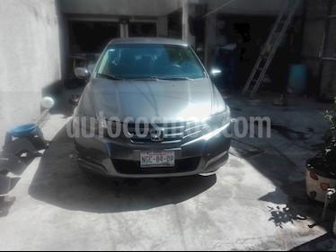 Foto venta Auto Seminuevo Honda City LX 1.5L (2010) color Gris Magnesio precio $94,500