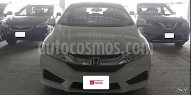 Foto venta Auto Seminuevo Honda City LX 1.5L (2014) color Blanco precio $173,000