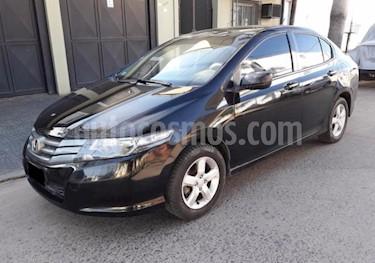 Foto venta Auto Usado Honda City LX (2010) color Negro precio $130.000
