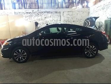 Honda Civic Coupe EX-T  usado (2015) color Negro Grafito precio $9.900.000