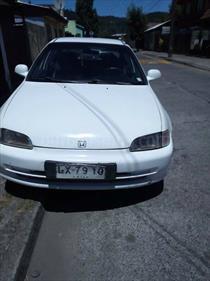 Foto venta Auto usado Honda Civic  1.5 Lsi (1995) color Blanco precio $2.600.000