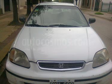 Foto venta Auto Usado Honda Civic 1.6 EX Aut (1998) color Blanco precio $90.000