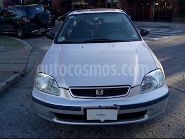 Foto venta Auto usado Honda Civic 1.6 EX (1996) color Gris precio $118.000