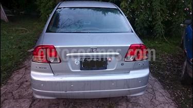 Foto venta Auto Usado Honda Civic 1.7 EX  (2005) color Plata precio $130.000