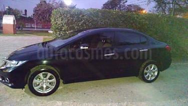 Foto venta Auto Usado Honda Civic 1.8 EXS Aut (2013) color Negro Cristal precio $330.000