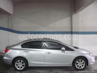 Foto venta Auto Usado Honda Civic 1.8 EXS Aut (2013) color Plata precio $428.900