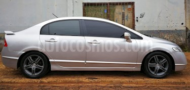 Foto venta Auto Usado Honda Civic 1.8 EXS Aut (2009) color Beige
