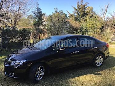 Foto venta Auto Usado Honda Civic 1.8 EXS Aut (2013) color Negro precio $360.000