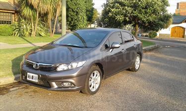 Foto venta Auto usado Honda Civic 1.8 EXS (2012) color Gris precio $350.000