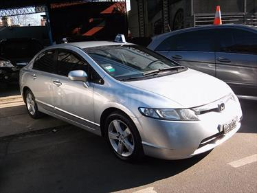 Foto venta Auto Usado Honda Civic 1.8 LXS Aut (2007) color Gris precio $189.000