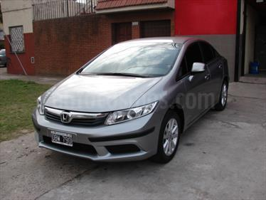 Honda Civic 1.8 LXS Aut 2014