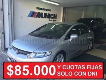 Foto venta Auto Usado Honda Civic 1.8 LXS (2006) color Gris precio $160.000