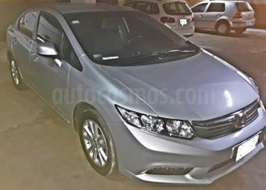 Foto venta Auto usado Honda Civic 1.8 LXS (2012) color Plata Brillante precio u$s16.500