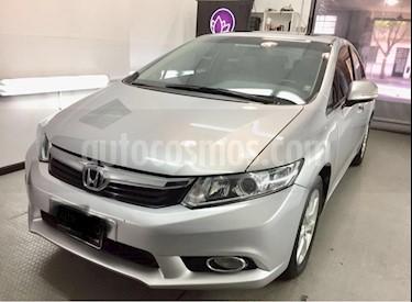 Foto venta Auto Usado Honda Civic 1.8 LXS (2013) color Gris Claro precio $350.000