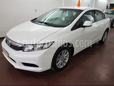 Foto venta Auto Usado Honda Civic 1.8 LXS (2015) color Blanco precio $420.000