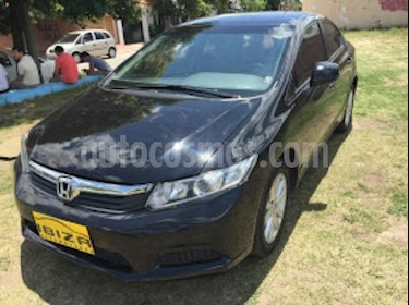 Foto venta Auto Usado Honda Civic 1.8 LXS (2013) color Negro precio $329.000