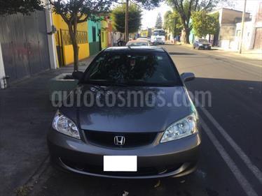 Foto venta Auto Seminuevo Honda Civic Coupe EX 1.7L Aut (2005) color Gris Oscuro precio $70,000