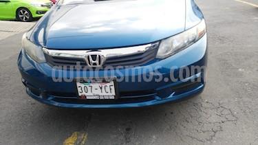 Foto venta Auto Seminuevo Honda Civic Coupe EX 1.7L Aut (2012) color Azul precio $149,000