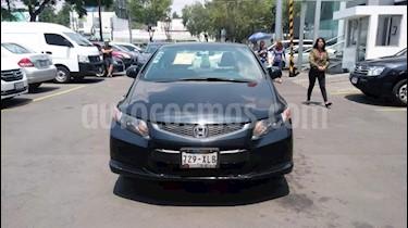 Foto venta Auto Seminuevo Honda Civic Coupe EX 1.7L Aut (2012) color Negro precio $154,000