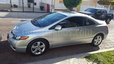 Foto venta Auto usado Honda Civic Coupe EX 1.8L Aut (2008) color Plata Diamante precio $108,000