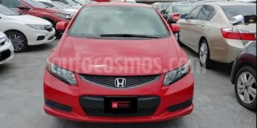 Foto venta Auto Seminuevo Honda Civic Coupe EX 1.8L Aut (2012) color Rojo precio $169,900