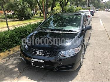 Foto venta Auto usado Honda Civic Coupe EX 1.8L Aut (2011) color Negro precio $135,000