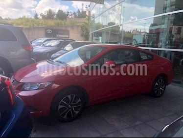 Foto venta Auto usado Honda Civic Coupe EX 1.8L Aut (2013) color Rojo Rally precio $205,000