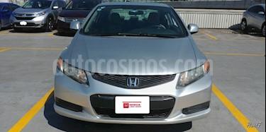 Foto venta Auto Seminuevo Honda Civic Coupe EX 1.8L Aut (2012) color Plata precio $179,000