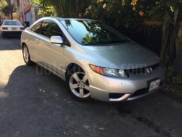 Foto venta Auto usado Honda Civic Coupe EX 1.8L (2007) color Gris Acier precio $98,000