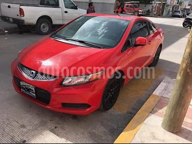 Foto venta Auto Seminuevo Honda Civic Coupe EX 1.8L (2012) color Rojo Rally precio $185,000