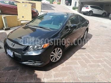 Foto venta Auto usado Honda Civic Coupe EX 1.8L (2012) color Negro precio $140,000