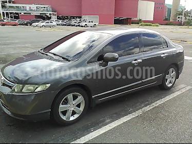 Foto venta carro Usado Honda Civic Emotion LXS 1.8L (2007) color Gris Galactico precio u$s4.500