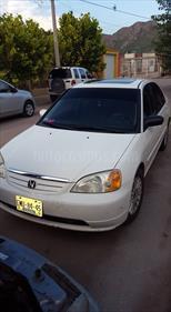 Foto venta Auto Seminuevo Honda Civic EX 1.7L (2002) color Blanco Marfil precio $60,000