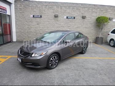 Foto venta Auto Seminuevo Honda Civic EX 1.8L Aut (2013) color Negro precio $189,000