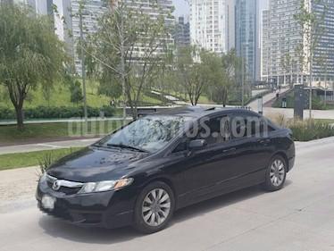 Foto venta Auto usado Honda Civic EX 1.8L Aut (2010) color Negro precio $127,500