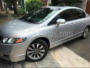 Foto venta Auto Seminuevo Honda Civic EX 1.8L Aut (2010) color Plata precio $129,000