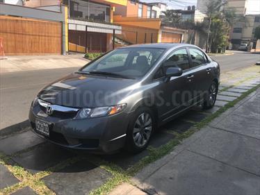 Foto venta Auto usado Honda Civic EX 1.8L (2010) color Gris Acero precio u$s11,800