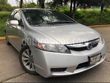 Foto venta Auto Usado Honda Civic EX 1.8L (2010) color Plata precio $134,500