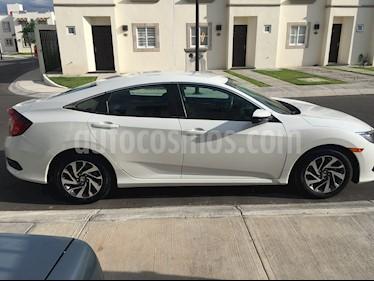 Foto venta Auto usado Honda Civic EX Aut (2017) color Blanco precio $265,000