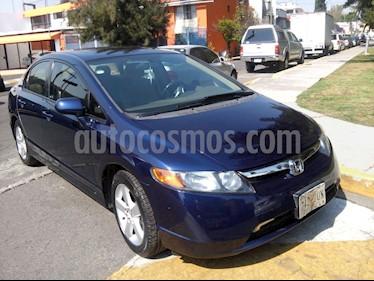 Foto venta Auto usado Honda Civic EX-R Aut (2007) color Azul precio $91,800