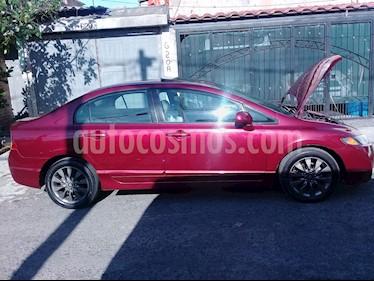 Foto venta Auto usado Honda Civic EX-R Aut (2010) color Rojo Vivo precio $139,000