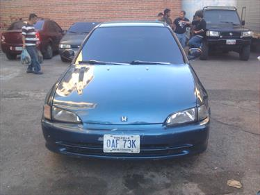 Foto Honda Civic EX Sinc.