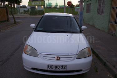 Foto venta Auto usado Honda Civic  Ex (2001) color Blanco precio $3.200.000
