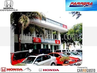 Foto venta Auto Seminuevo Honda Civic EX (2010) color Rojo precio $140,000