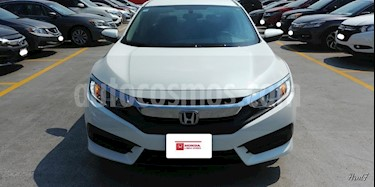 Foto venta Auto Seminuevo Honda Civic EX (2016) color Blanco precio $259,000